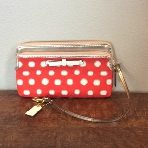 Coach Wristlet - New Without Tags